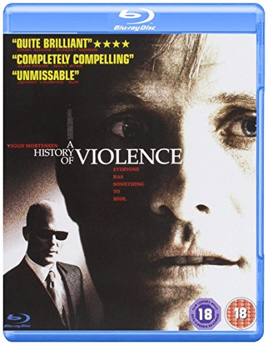 A History Of Violence [Blu-ray] [Reino Unido]