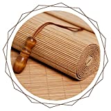 Jolan Persianas De Bambú Natural,Estores Romanas,Cortinas De Aislamiento Térmico,Hogar/Oficina/Sala De Estar,Persianas...