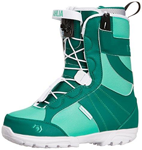 Northwave Dahlia Women's Short Leg Snowboard Boots grün grün Size 250