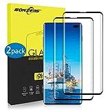 Cristal Templado para Samsung Galaxy S10 Plus, [2 Unidades]Protector de Pantalla para Samsung Galaxy S10 Plus,Premium HD Vidrio Templado,Anti-rasguños