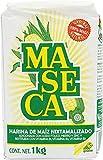 Harina de maíz MexGrocer White Corn Flour MASECA 1 Kg