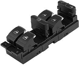 Acouto Car Door Power Window Master Power Switch Control for VW GTI Passat B5 Golf MK4 1J4959857 3BD959857