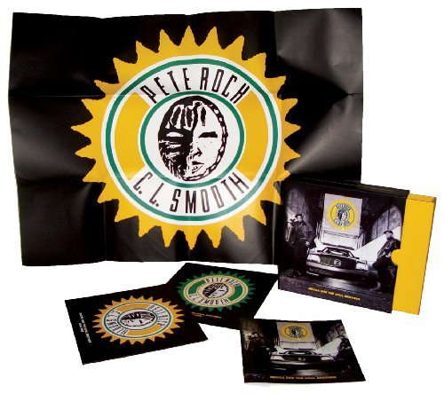 Mecca And The Soul Brother by Pete Rock & CL Smooth (2010-09-14)