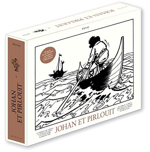 Johan et Pirlouit - Tome 2 - Johan et Pirlouit Intégrale