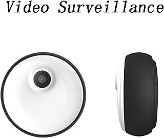 XBRMMM Mini Cámara Cámara Vigilancia Batería Pequeña Dentro Teléfono Celular WLAN con Detección Movimiento Y Grabación Memoria Cámara Micro WiFi IP Cámara Inalámbrica Visión Nocturna