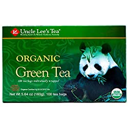 Buy Organic Green Tea (Amazon.com)