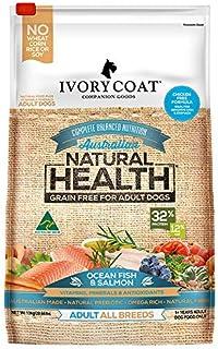 Ivory Coat Ad. Salmon & Ocean Fish 13kg Grain Free Dog Food