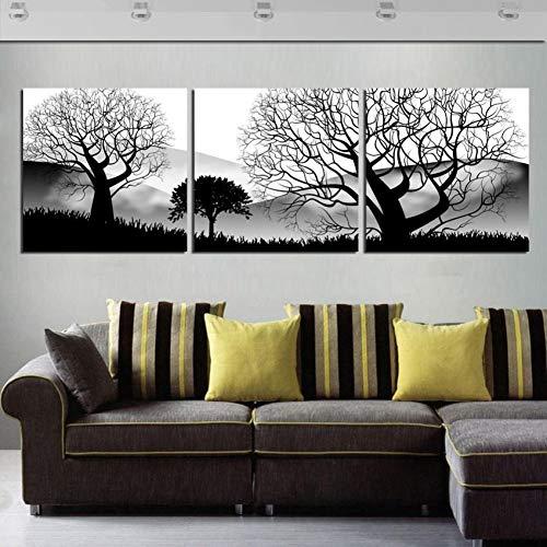 GYSS 3 panelen woonkamer modern wanddecoratie kunst schilderijen abstract canvas slaapkamer decoratie afdrukken canvas afbeelding