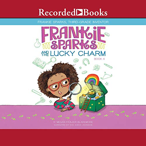 Frankie Sparks and the Lucky Charm cover art