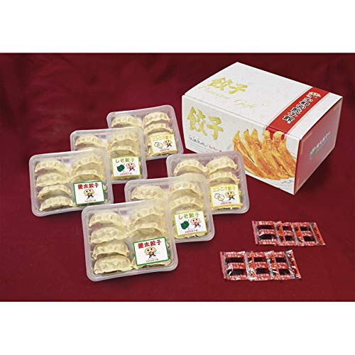 宇都宮餃子館 人気の3種セット 24-2【ぎょうざ 3種類 詰め合わせ つめあわせ おいしい 美味しい うまい お取り寄せ グルメ 】
