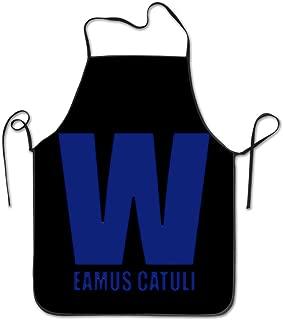 W Eamus Catuli Chicago Baseball Barbecue Kitchen Bib Aprons