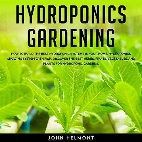 Hydroponics Gardening cover art