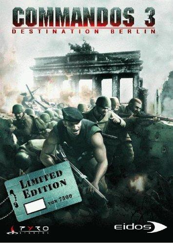Commandos 3: Destination Berlin - Limited Edition - [PC]