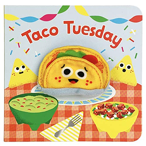 Taco Tuesday (Finger Puppet Board Book) (Finger Puppet Book)