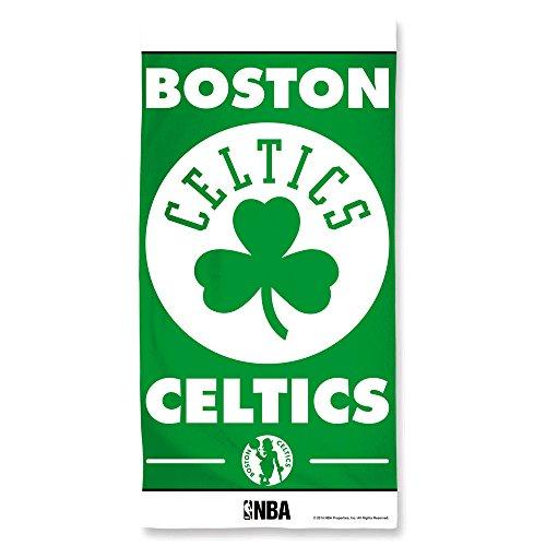NBA Boston Celtics Fiber Beach Towel, 30 x 60-Inch