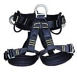 TGHY Climbing Harness Half Body Outdoor Sports...