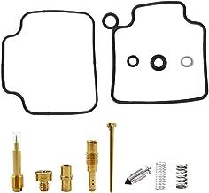 labwork Carburetor Repair Rebuild Kit for Honda Rebel 250 CMX250 C 1986-2012 0201-318