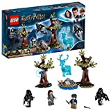 LEGO Harry Potter - Expecto Patronum, Set de Construcción para Recrear Mágicas...