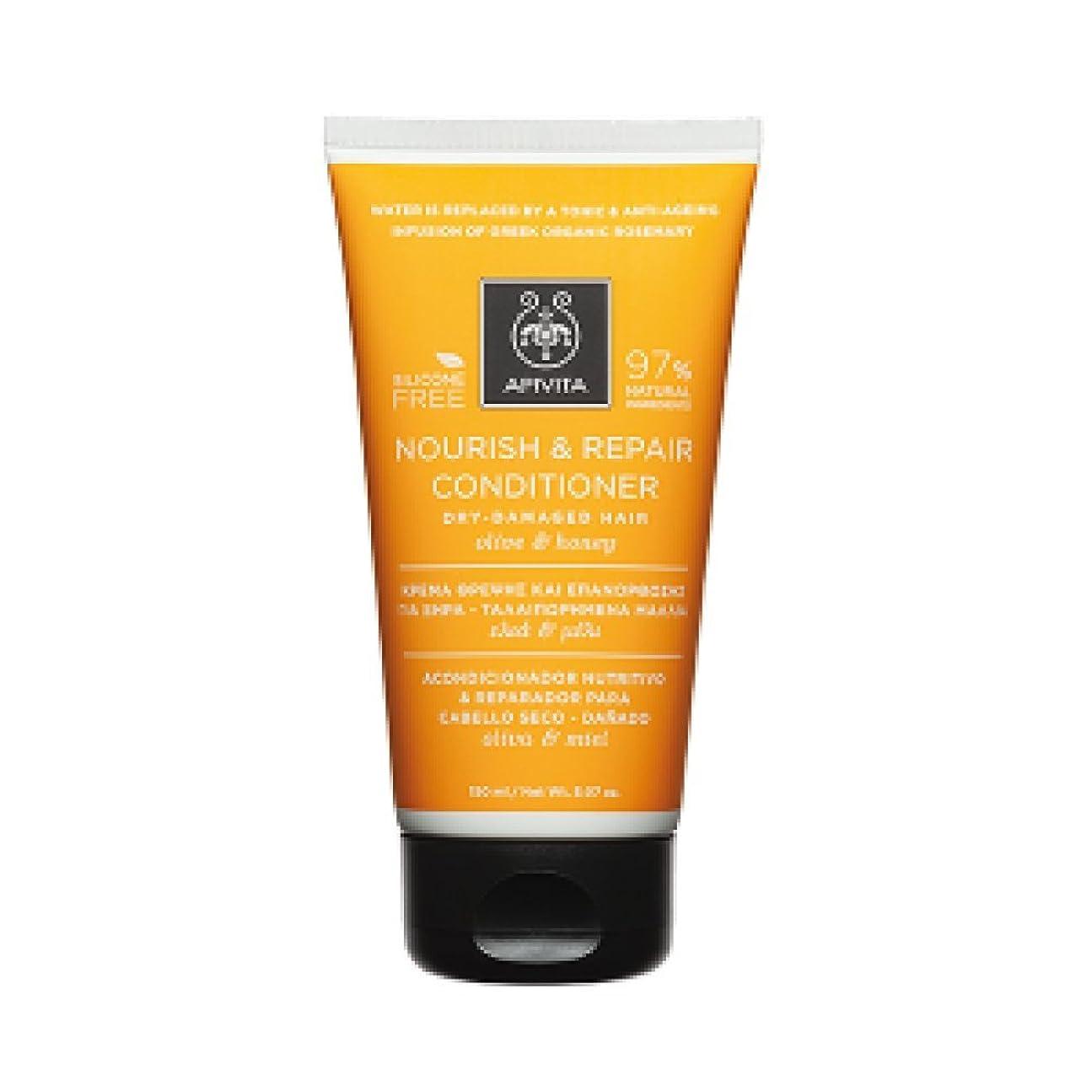 順番含めるペルソナアピヴィータ Nourish & Repair Conditioner with Olive & Honey (For Dry-Damaged Hair) 150ml [並行輸入品]