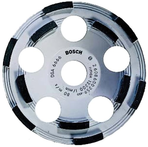 Bosch DC510 5-Inch Diamond Cup Grinding Wheel for Concrete -