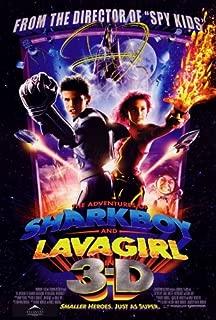Pop Culture Graphics The Adventures of Shark Boy & Lava Girl in 3-D Poster 27x40 David Arquette Cayden Boyd