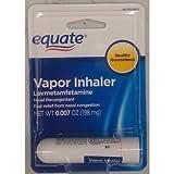 Levmetamfetamine Vapor Inhaler Nasal Decongestant by Equate