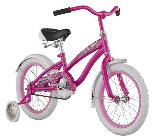 Diamondback Bicycles Youth Girls  Mini Della Cruz Complete Cruiser Bike
