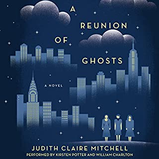 A Reunion of Ghosts audiobook cover art