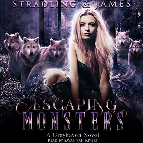 Escaping Monsters (A Supernatural Small Town Romance) cover art