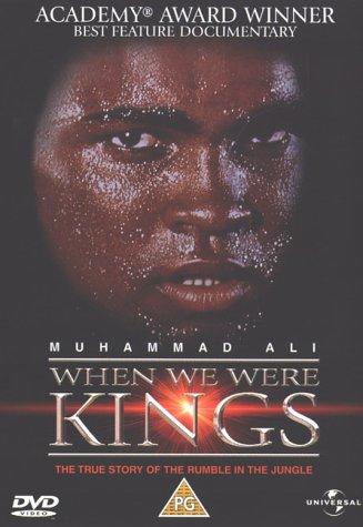 When We Were Kings [DVD] [1996]