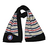 Star Trek The Next Generation: Starfleet Command Scarf - Official Merchandise Gifts for Fans by LOVARZI