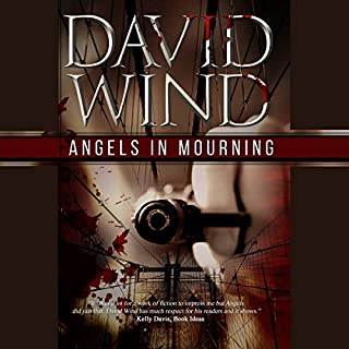Angels in Mourning audiobook cover art