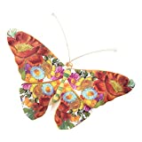 MacKenzie-Childs Flower Market Butterfly Wall...