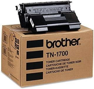 Brother TN-1700 Black Toner Cartridge