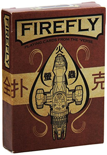 Unbekannt Quantum Mechanix Firefly Spielkarten