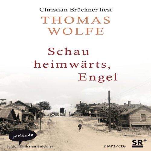 Schau heimwärts, Engel audiobook cover art