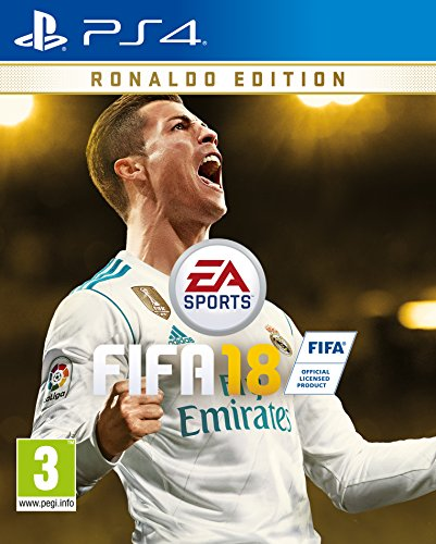 FIFA 18 - Ronaldo Edition - PlayStation 4