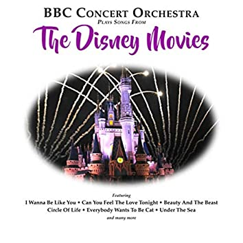 BBC Concert Orchestra Plays Songs from The Disney Movies