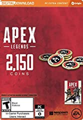 Show 'em what you're made of in Apex Legends, a free-to-play Battle Royale game! Explore a growing roster of powerful Legends, each with their own unique personality, strengths, and abilities. Purchase Apex Coins to customize your character! Use Apex...