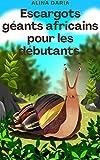 Escargots géants africains pour les débutants