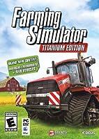 Farming Simulator Titanium  /DVD-ROM/ (輸入版) 【並行輸入品】