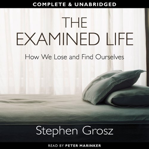 The Examined Life audiobook cover art