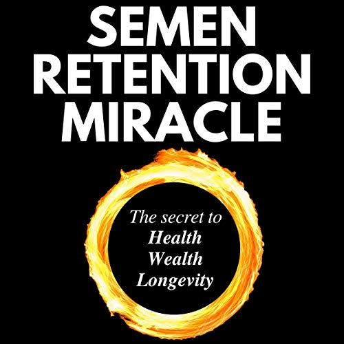 Semen Retention Miracle cover art