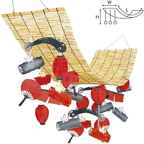 土用の丑の日(鰻) 吊り装飾 | うなぎスダレハンガー