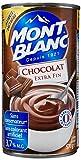 Mont Blanc La creme dessert au chocolat Schokoladencreme -