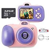 Best Digital Cameras For Children - beiens Digital Video Camera for Kids, 24MP Selfie Review