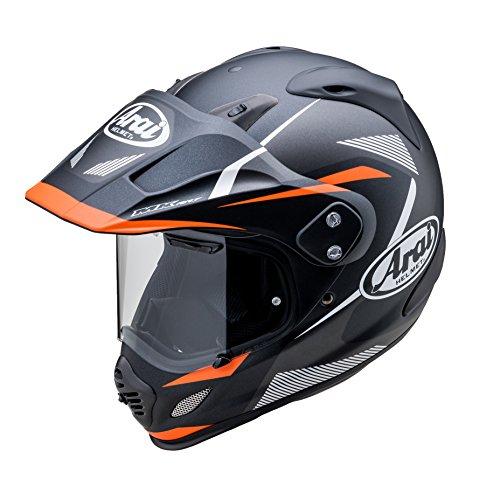 アライ(ARAI) バイクヘルメット オフロード TOUR CROSS 3 (ツアークロス 3) BREAK (ブレイク) オレンジ Mサイズ 57cm-58cm -