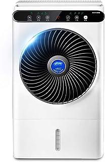 SMGPYLFJ Un Solo Ventilador frío casa Gran Ventilador de refrigeración móvil Agua refrigerado Ventilador de Aire Acondicionado Ambiental