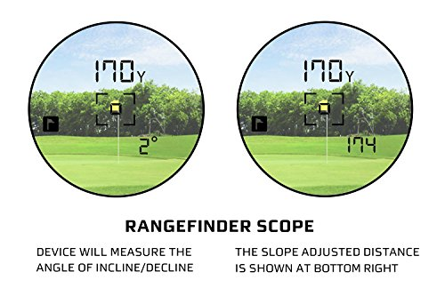 Product Image 4: Callaway 300 Pro Golf Laser Rangefinder with Slope Measurement