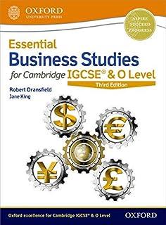 Essential Business Studies for Cambridge IGCSE® & O Level